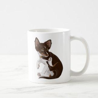 I love my little pup! - basic mug