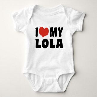 I Love My Lola Shirt