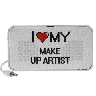 I love my Make Up Artist Speaker System