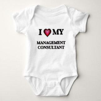 I love my Management Consultant Baby Bodysuit