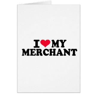 I love my Merchant Card