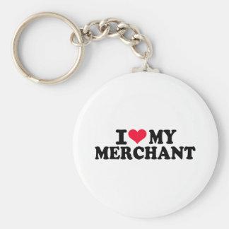 I love my Merchant Key Chain
