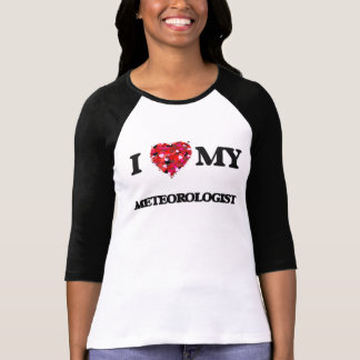 I love my Meteorologist T-Shirt