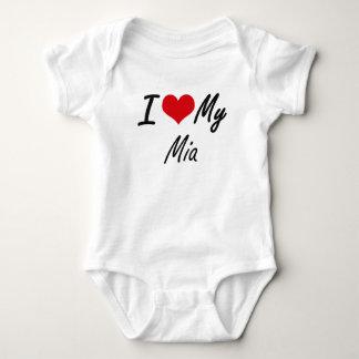I love my Mia Baby Bodysuit