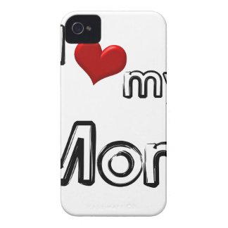 i love my mom iPhone 4 case