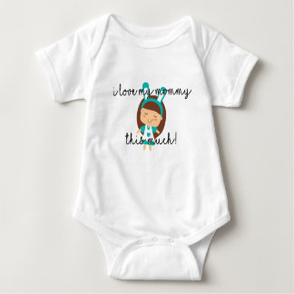 I Love My Mommy This Much - Baby Bodysuit
