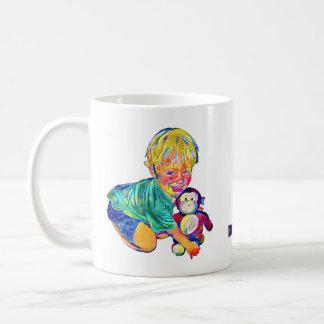 """I Love My Monkey"" - 11oz Coffee Mug"