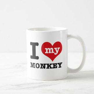 I love my monkey mugs
