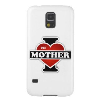 I Love My Mother Case For Galaxy S5