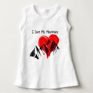 I Love My Mountains! Dress