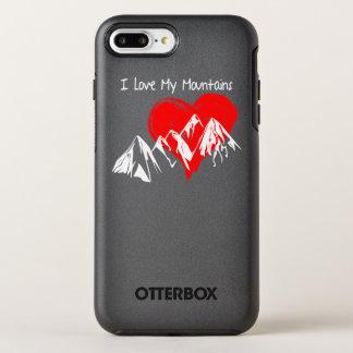 I Love My Mountains! OtterBox Symmetry iPhone 8 Plus/7 Plus Case