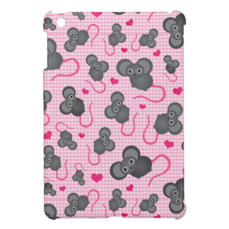 I love my mouse pattern in pink cover for the iPad mini