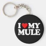I LOVE MY MULE