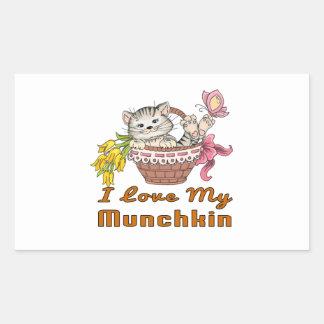 I Love My Munchkin