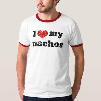 I love my nachos t shirt