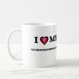 I love my Neuroendocrinologist Coffee Mug