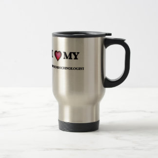 I love my Neuroendocrinologist Travel Mug
