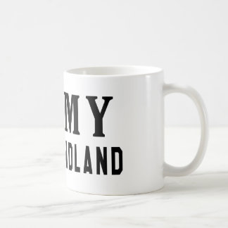 I Love My Newfoundland Coffee Mug