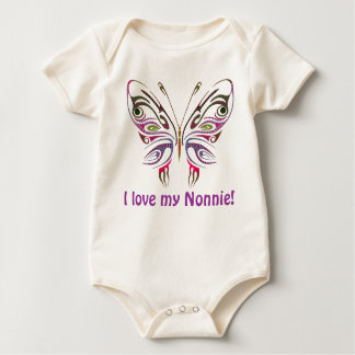 I Love My Nonnie! Baby Bodysuit