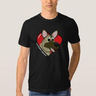 I Love my Norwegian Elkhound TShirt