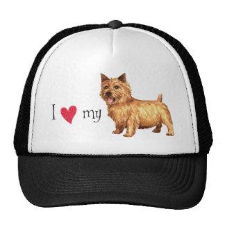 I Love my Norwich Terrier Trucker Hat