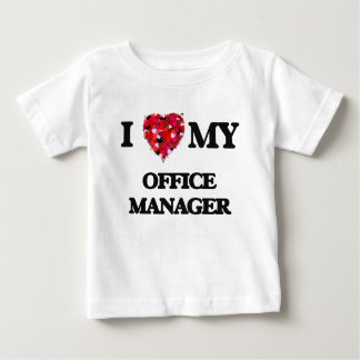 I love my Office Manager Shirts
