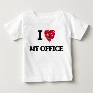 I Love My Office Tee Shirt