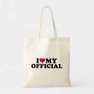 I love my official