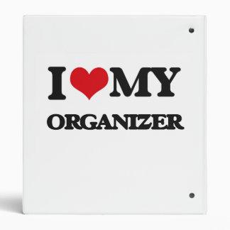 I love my Organizer Vinyl Binders