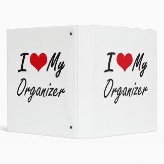 I love my Organizer Binder