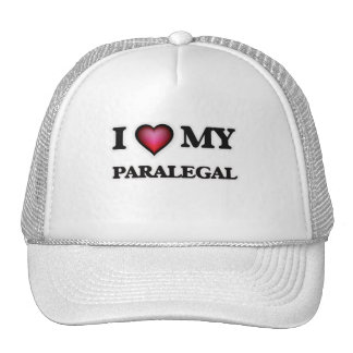 I love my Paralegal Trucker Hat
