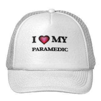 I love my Paramedic Trucker Hat