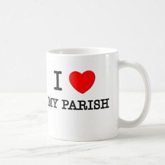 I Love My Parish Coffee Mug