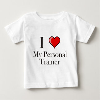 I love my Personal Trainer Shirts