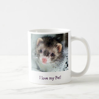 I love my Pet! Coffee Mug