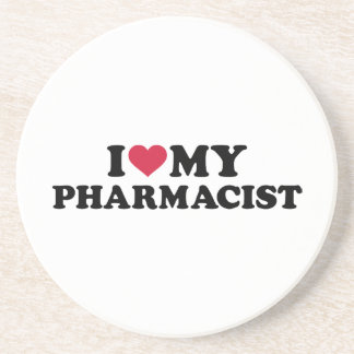 I love my Pharmacist Coaster