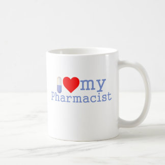 I Love My Pharmacist Coffee Mug
