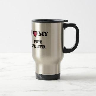 I love my Pipe Fitter Travel Mug