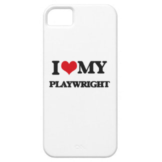 I love my Playwright iPhone 5 Covers
