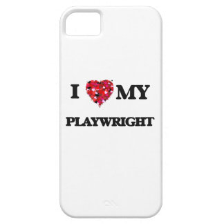 I love my Playwright iPhone 5 Case