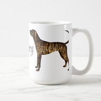 I Love my Plott Coffee Mug