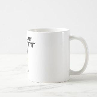 I Love My Plott Dog Designs Coffee Mug
