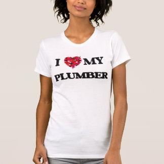 I love my Plumber T-Shirt