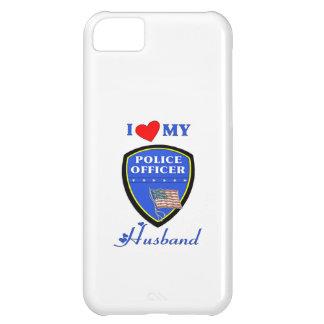 I Love My Police Husband iPhone 5C Cover