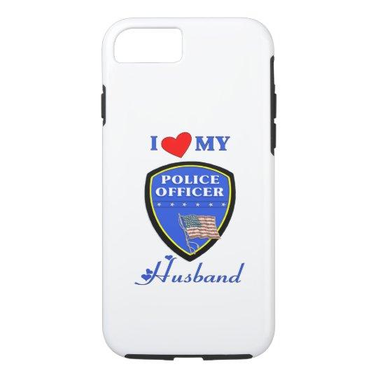 I Love My Police Husband iPhone 8/7 Case