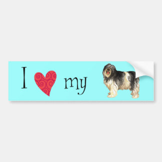 I Love my PON Bumper Sticker