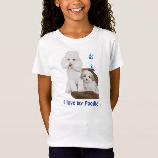 I love my poodle T-Shirt