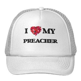 I love my Preacher Trucker Hat