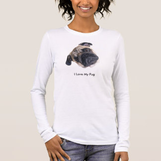 I Love My Pug Shirt