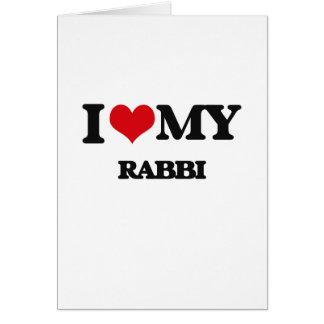 I love my Rabbi Card